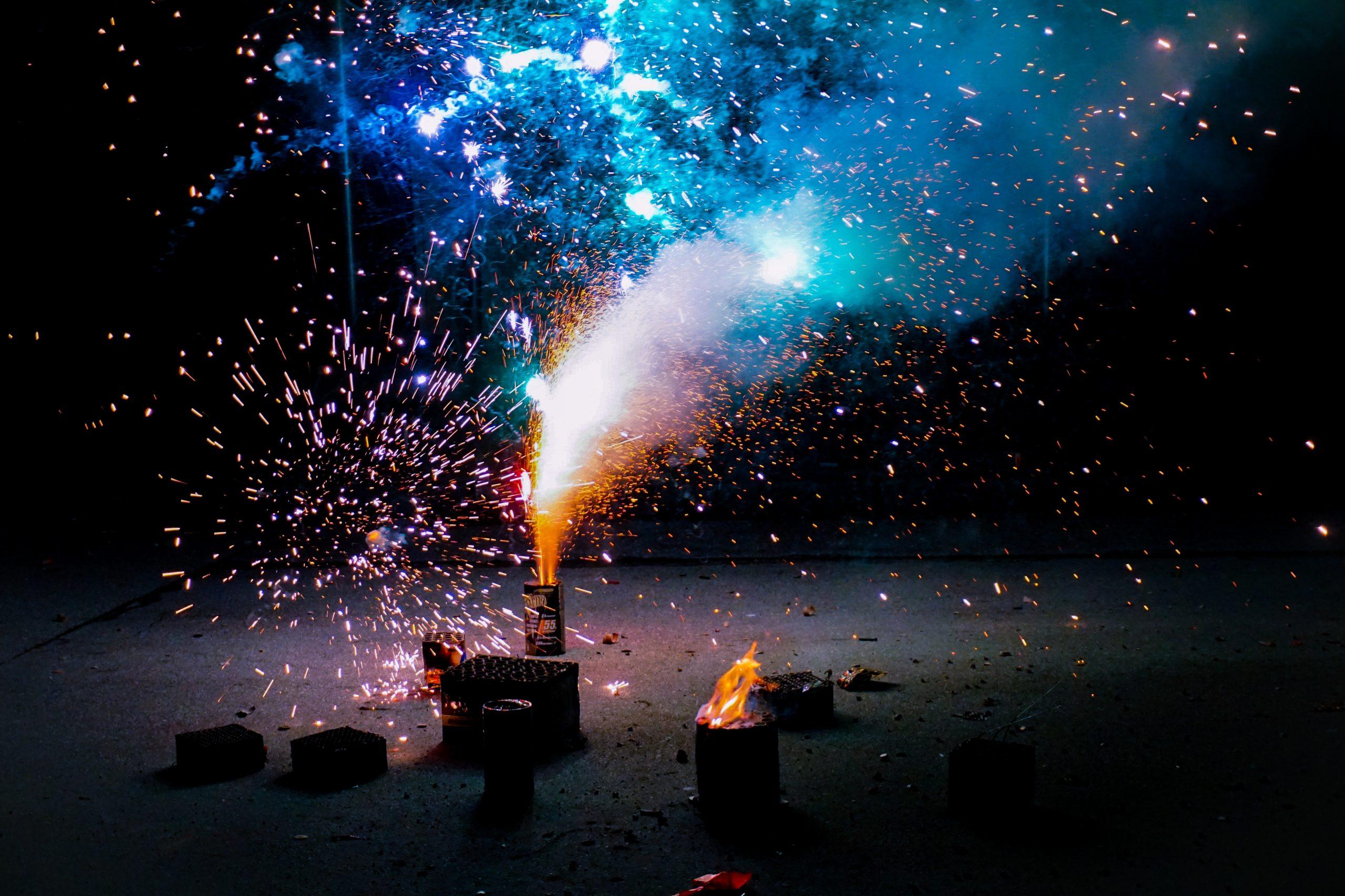 New Year, new firework recording. Happy 2020!